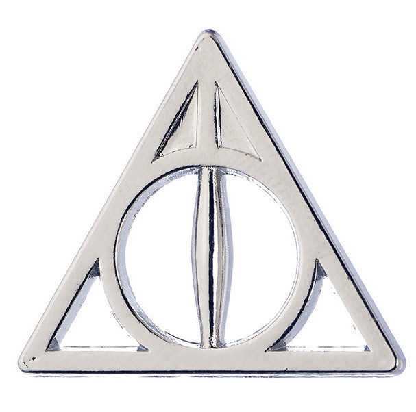 Harry Potter: Pin Badge Deathly Hallows