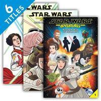 Star Wars Adventures by Cavan Scott