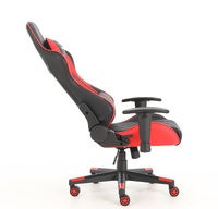 Playmax Elite Gaming Chair - Red and Black for