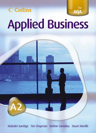 A2 for AQA Student's Book by Tim Chapman