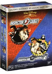 Inspector Gadget Box Set on DVD