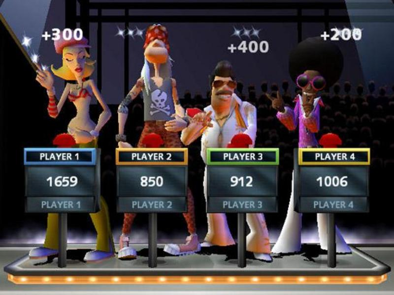 Buzz!: The Music Quiz (Game Only) for PlayStation 2 image