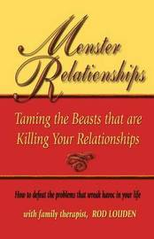 Monster Relationships by Rod Louden image