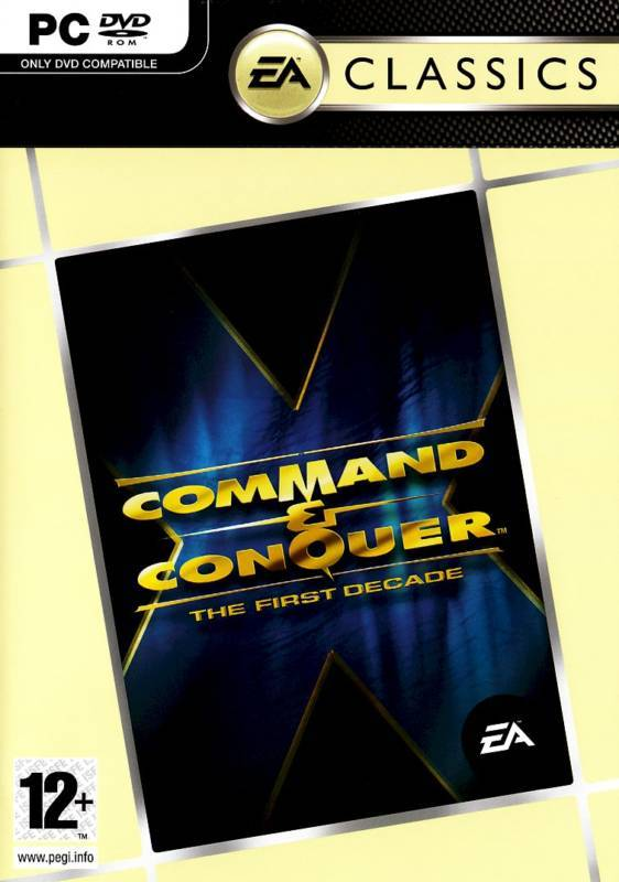 Command & Conquer: The First Decade (Classics) for PC Games
