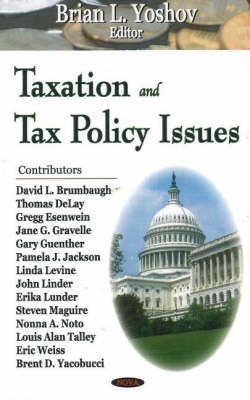 Taxation & Tax Policy Issues
