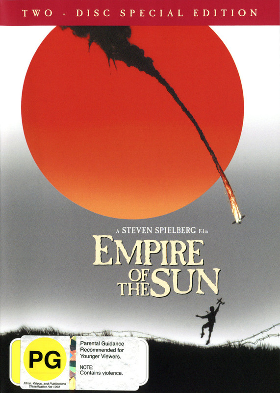 Empire Of The Sun: Special Edition (2 Disc) on DVD