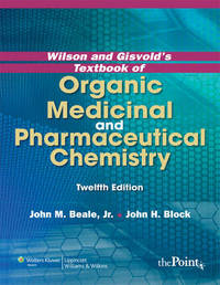 Wilson and Gisvold's Textbook of Organic Medicinal and Pharmaceutical Chemistry image