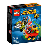 LEGO Super Heroes - Mighty Micros: Robin vs. Bane (76062)
