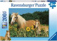 Ravensburger - Happy Horses Puzzle (200pc)