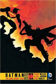 Batman The Dark Knight Returns Deluxe Edition by Frank Miller