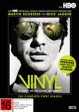 Vinyl Season 1 DVD