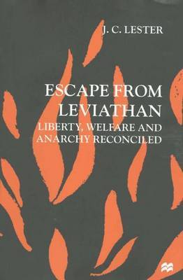 Escape from Leviathan by J.C. Lester
