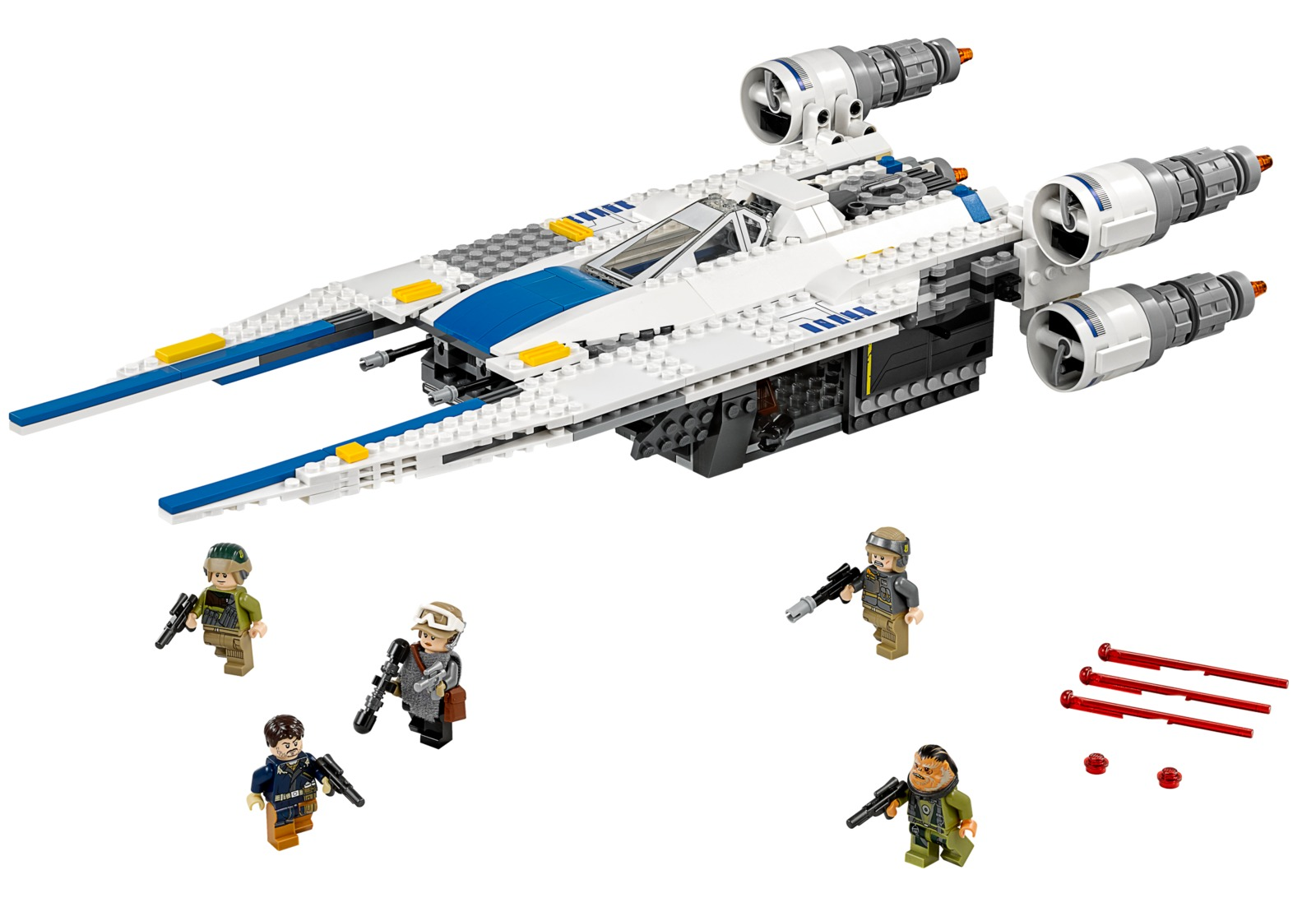 LEGO Star Wars: Rebel U-wing Fighter (75155) image