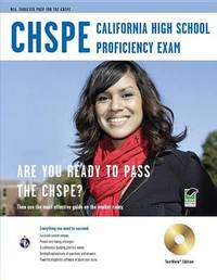 California High School Proficiency Exam (Chspe) W/CD-ROM by Stephen Hearne, PH.D. image