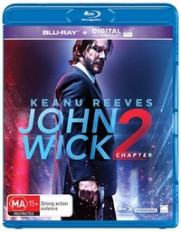 John Wick: Chapter 2 on Blu-ray image