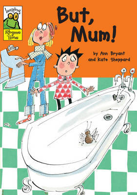 But, Mum! by Ann Bryant image