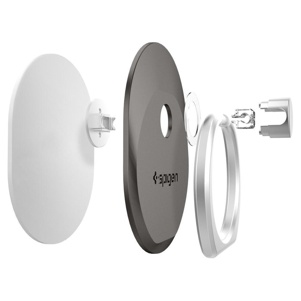 Spigen: Smartphone Style Ring - (White) image