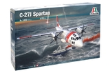 Italeri: 1:72 C-27J Spartan Model Kit