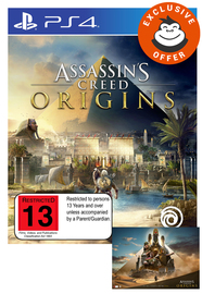 Assassin's Creed Origins for PS4