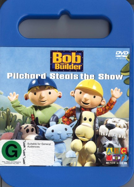 Bob The Builder - Pilchard Steals The Show on DVD image