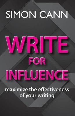 Write for Influence by Simon Cann image