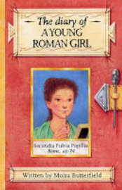A Young Roman Girl by Moira Butterfield image
