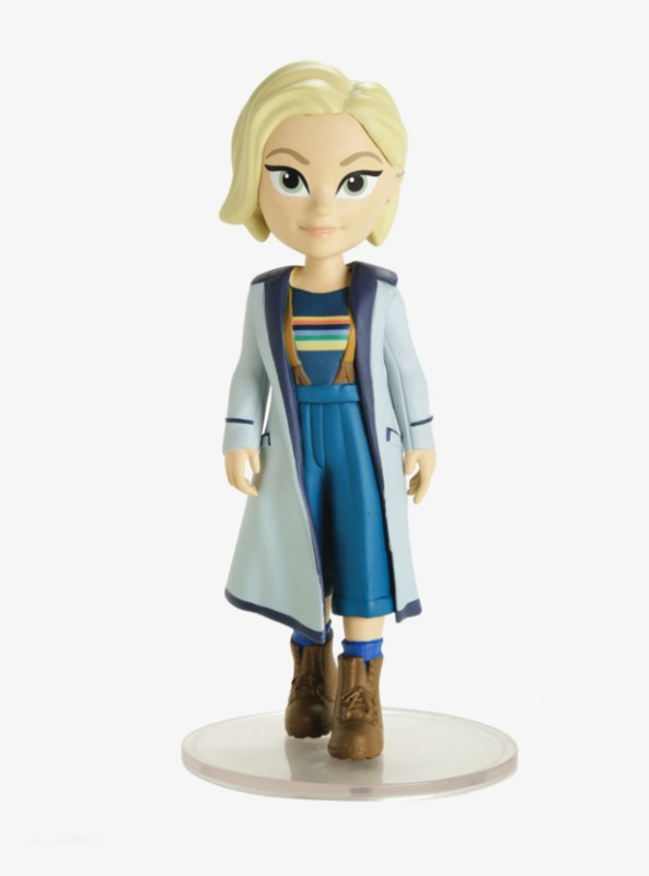 Doctor Who - Thirteenth Doctor - Rock Candy Vinyl Figure