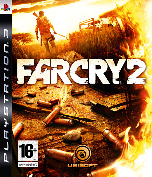 Far Cry 2 (Platinum) for PS3 image