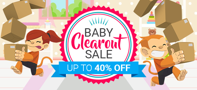 Baby Clearout Sale