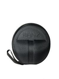 Banz Carewear: Mini Earmuffs Zee Case - Onyx Black