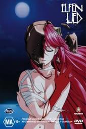 Elfen Lied - Vol 1 - Vector One on DVD