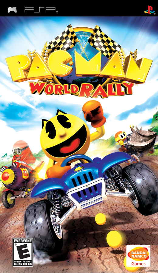 Pac-Man World Rally for PSP image