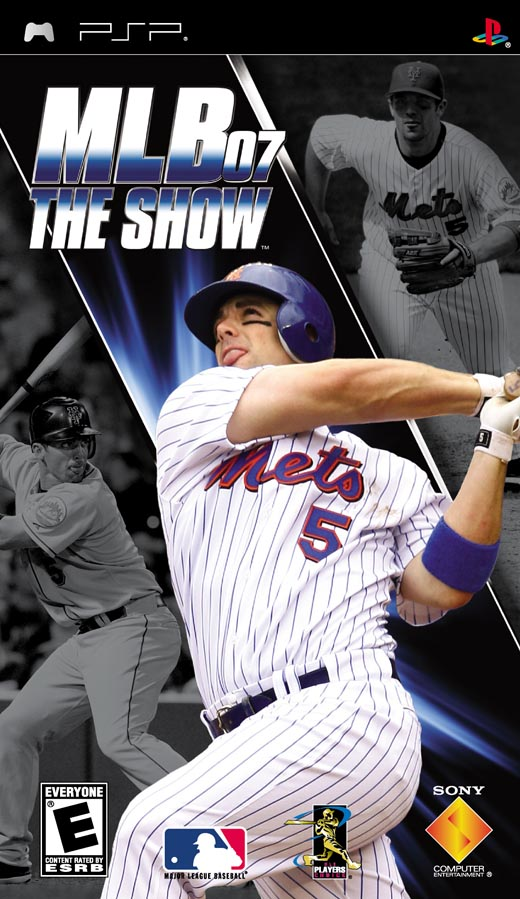 MLB '07 The Show for PSP image