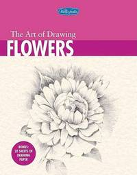The Art of Drawing Flowers by William F Powell image
