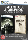 Fallout 3 & The Elder Scrolls IV Oblivion Double Pack for PC Games