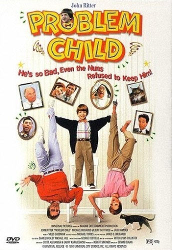 Problem Child on DVD image