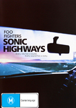 Foo Fighters - Sonic Highways on DVD