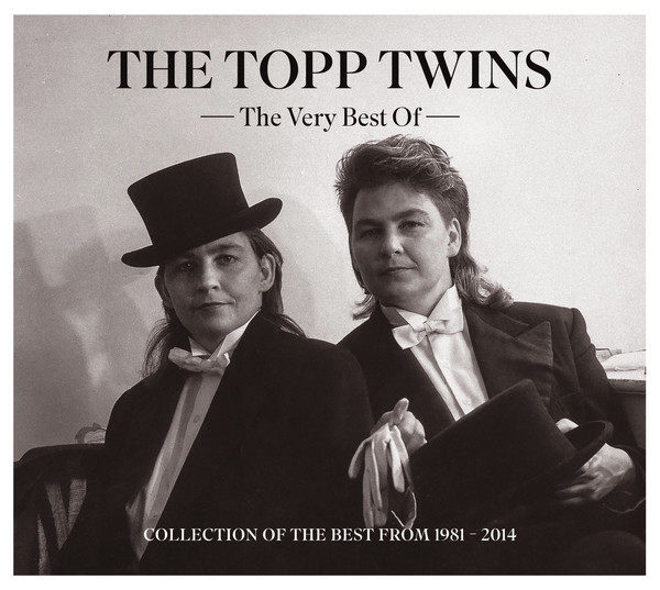 The Very Best of The Topp Twins by Topp Twins image