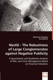 financial analysis of nestle
