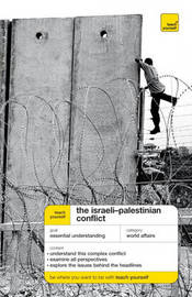 Teach Yourself the Israeli-Palestinian Conflict by Stewart Ross image