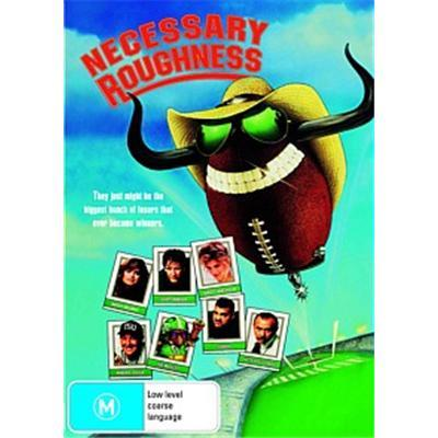 Necessary Roughness on DVD