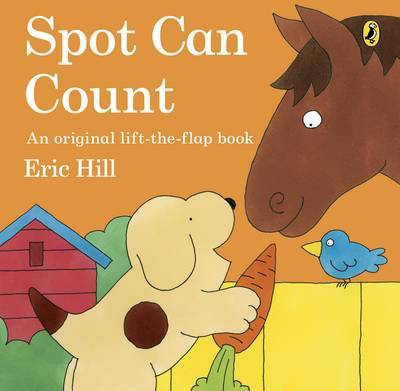 Spot Can Count by Eric Hill image