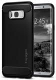 Spigen Galaxy S8+ Rugged Armor Case Black