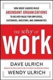 Why Of Work by David Ulrich