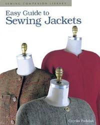 Easy Guide to Sewing Jackets by Cecilia Podolak image