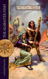 Forgotten Realms: The Alabaster Staff (Rogues #1) by Edward Bolme image