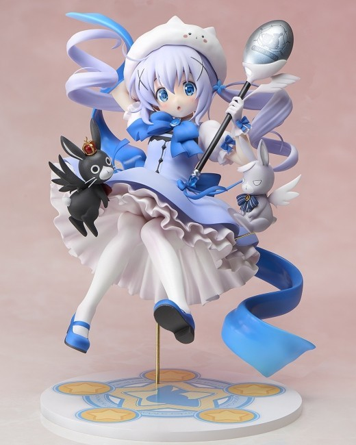 Is The Order A Magical Girl?: Magical Girl Chino (1/7)