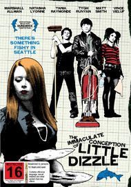 The Immaculate Conception of Little Dizzle on DVD