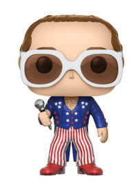 Elton John (Red, White, & Blue) - Pop! Vinyl Figure