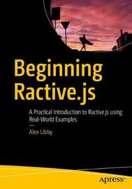 Beginning Ractive.js by Alex Libby image